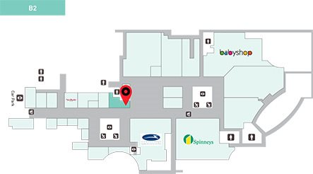 Early Learning Centre - Map